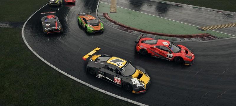 Новая подборка скриншотов Assetto Corsa Competizione