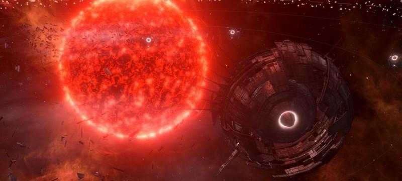 Дебютный трейлер сюжетного дополнения Distant Stars для Stellaris