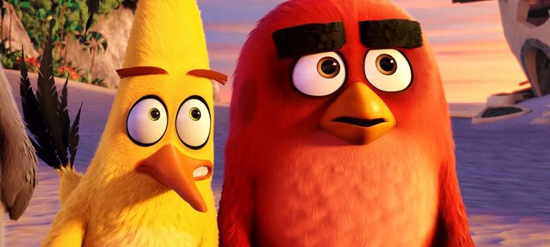 The Angry Birds Movie получит сиквел в следующем году