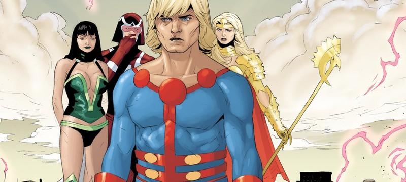 Marvel рассматривает возможность создания фильма о Вечных