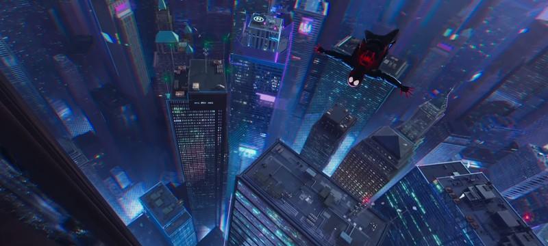 Ультимейт-версия Зеленого Гоблина против Майлза Моралеса в Spider-Man: Into the Spider-Verse