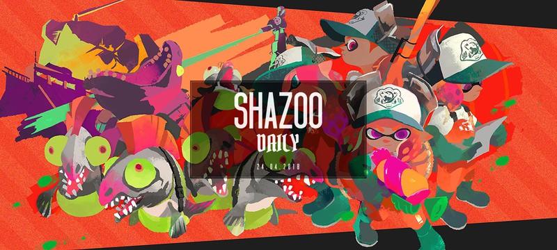 Shazoo Daily: За одну монетку