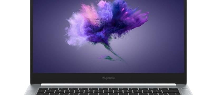 MagicBook Ultrabook от Honor что-то напоминает