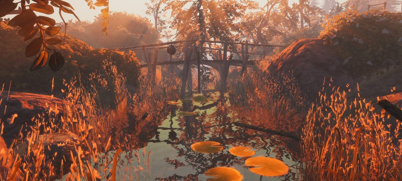 Инди-головоломка Lake Ridden выйдет 10 мая