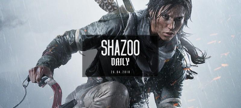 Shazoo Daily: Одна Лара, пять изданий
