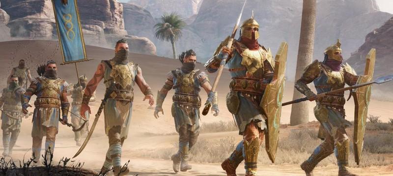 В новом DLC для Middle-earth: Shadow of War в системе Nemesis будут не только орки
