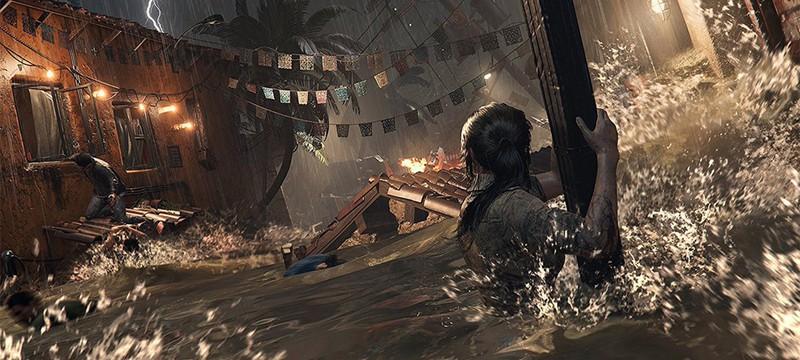 Лара Крофт встретит главу Троицы в Shadow of the Tomb Raider