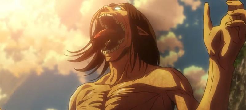 Трейлер третьего сезона Attack on Titan