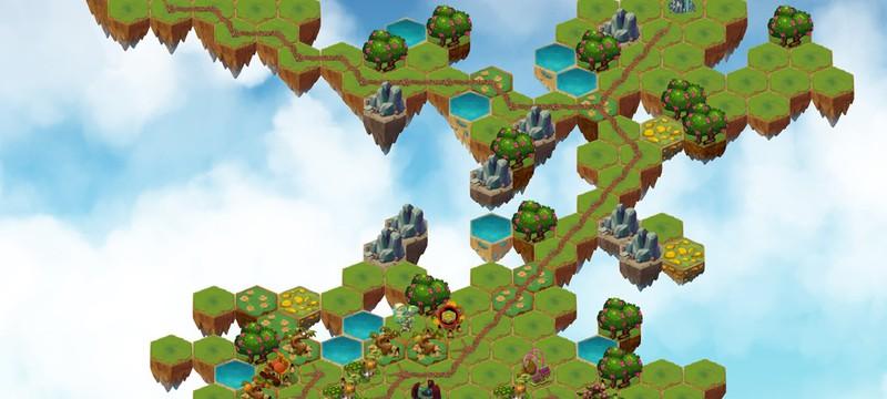 Релизный трейлер Volantia от разработчиков Desktop Dungeons