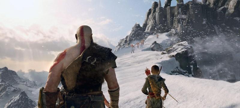 God of War вновь лидирует в британском чарте продаж