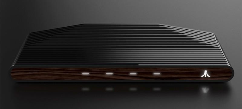 Предзаказы на ретро-консоль Atari начнут принимать 30 мая