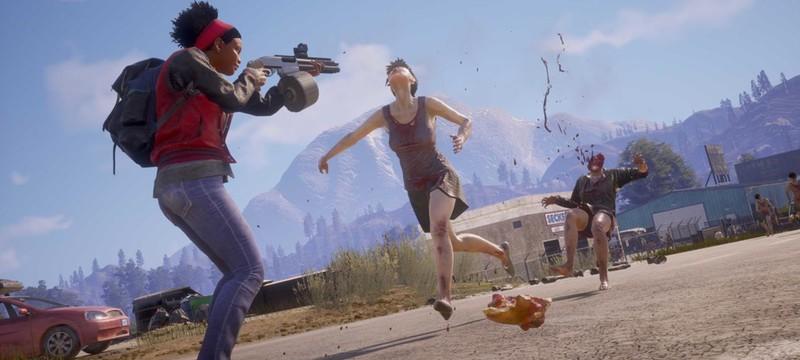 Релизный трейлер State of Decay 2 и масса геймплея