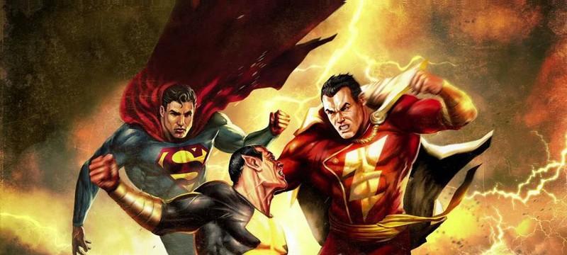 Генри Кавилл о схватке Супермена и Чёрного Адама