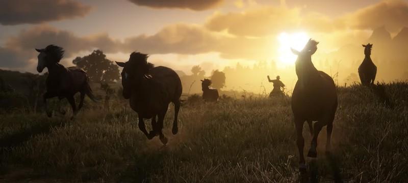 Новый трейлер Red Dead Redemption 2 показал Джона Марстона и никакого геймплея