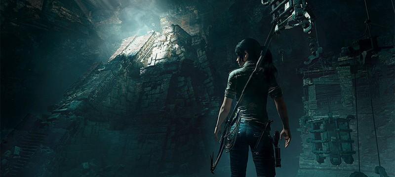 Shadow of the Tomb Raider работает в 4K и 60fps на Xbox One X