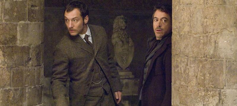 """Триквел """"Шерлока Холмса"""" выйдет в прокат в конце 2020 года"""