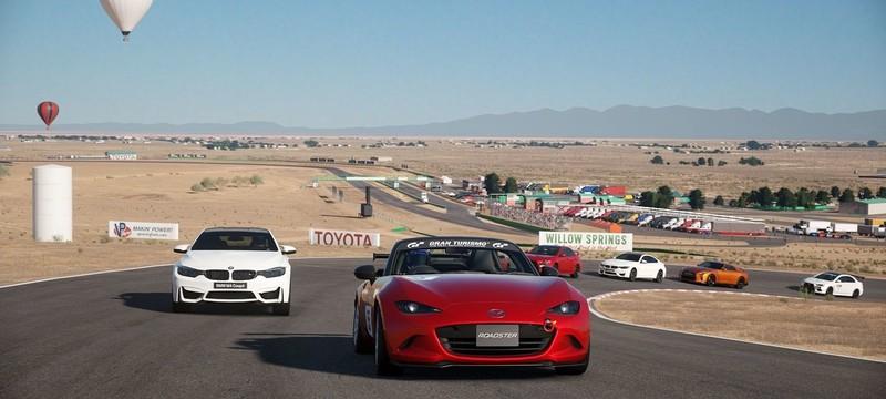 Майское обновление для Gran Turismo Sport добавит еще девять машин