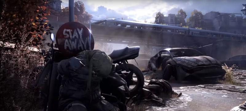 E3 2018: : Microsoft показала трейлер и геймплей Dying Light 2
