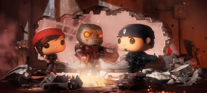 E3 2018: Анонсирована мобильная игра Gears of War Pop