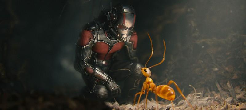 """Как создавались спецэффекты для """"Человека-муравья"""""""