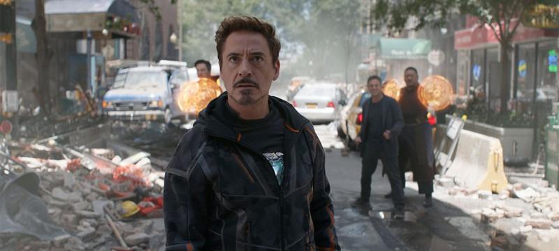 """Вот откуда Танос знал про Железного Человека в """"Войне бесконечности"""""""