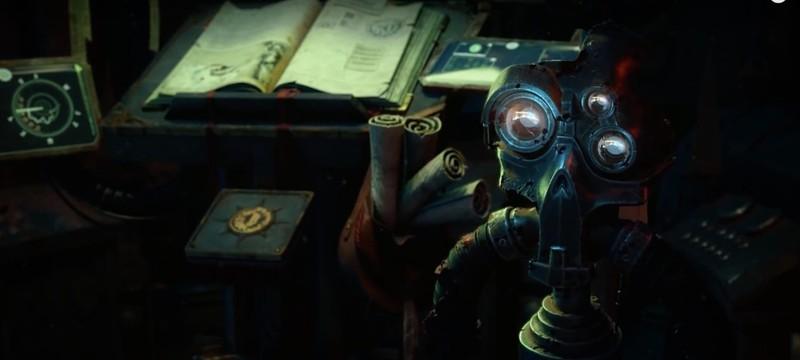 Певрый взгляд на геймплей Warhammer 40,000: Mechanicus