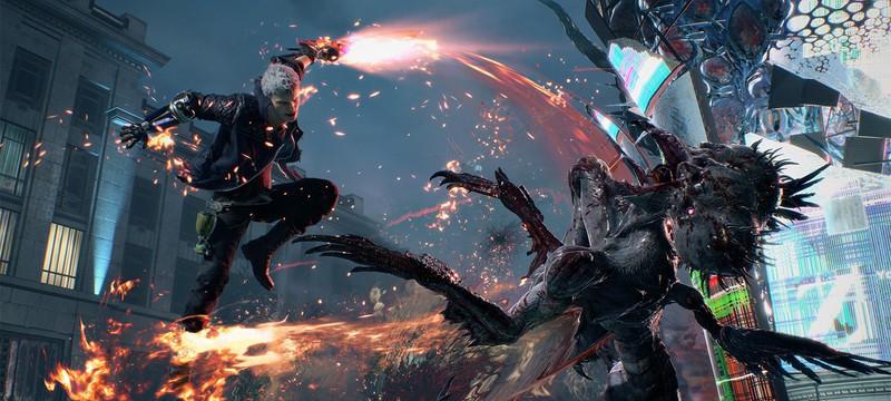Gamescom 2018: Devil May Cry 5 выходит 8 марта 2019 года