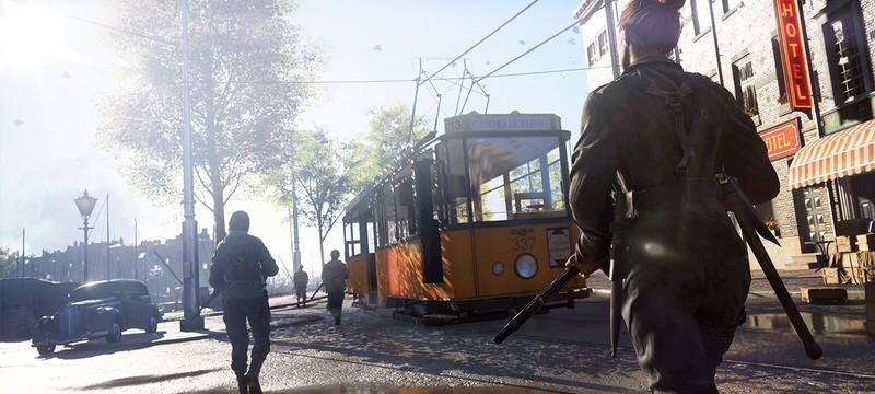 Трассировка лучей в Battlefield 5 не ограничена картами Nvidia RTX