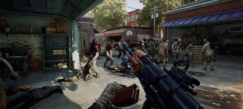 Бета Overkill's The Walking Dead стартует в октябре на PC
