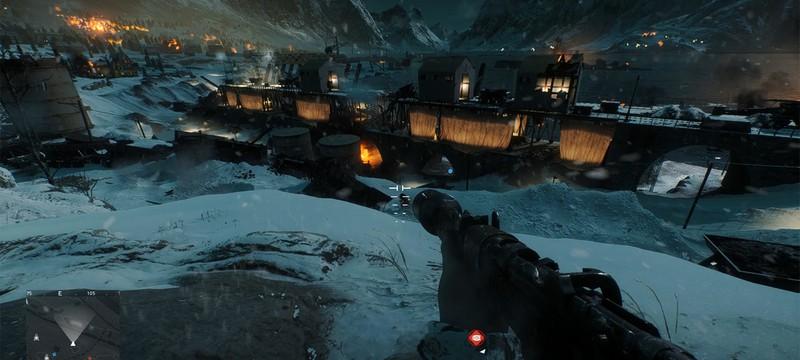 DICE заверяет, что в Battlefield 5 будут огромные карты