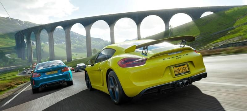 Полный список автомобилей в Forza Horizon 4
