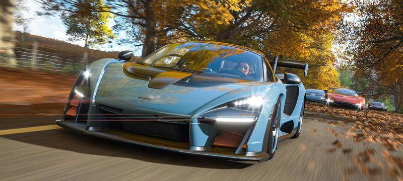 Оценки Forza Horizon 4 — один из лучших рейсингов поколения