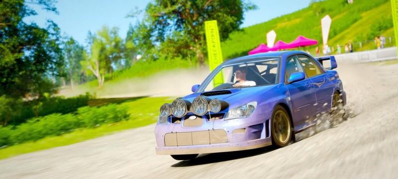 Релизный трейлер Forza Horizon 4