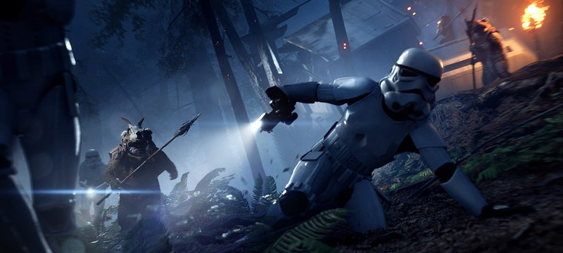 DICE показала планы по развитию Battlefront II на начало 2019 года