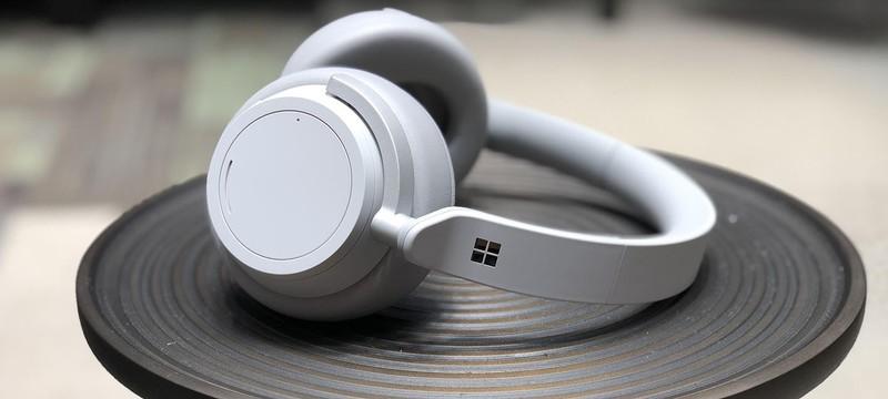 Microsoft выпустит беспроводные наушники с поддержкой Кортаны