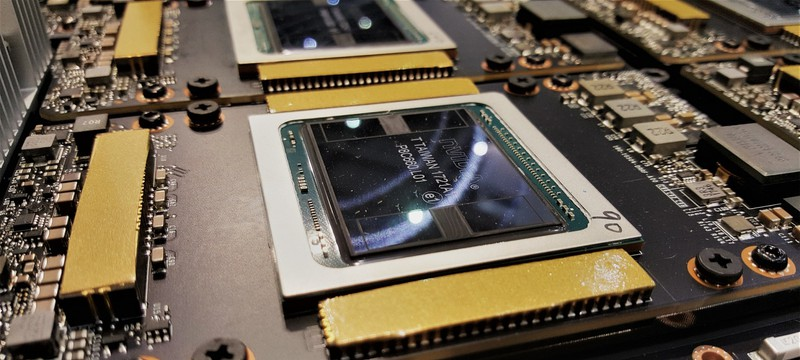 Nvidia ускорит анализ данных с помощью GPU благодаря специальной платформе