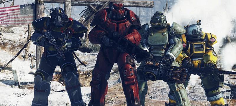 На Xbox One пройдет ранний стресс-тест Fallout 76