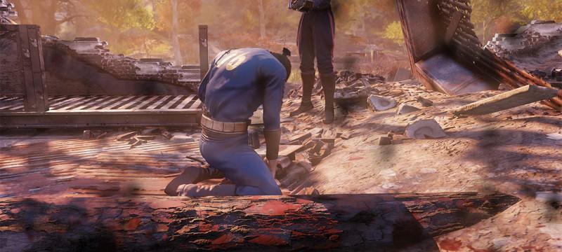 Фанаты Fallout недоумевают от появления Братства Стали в Fallout 76