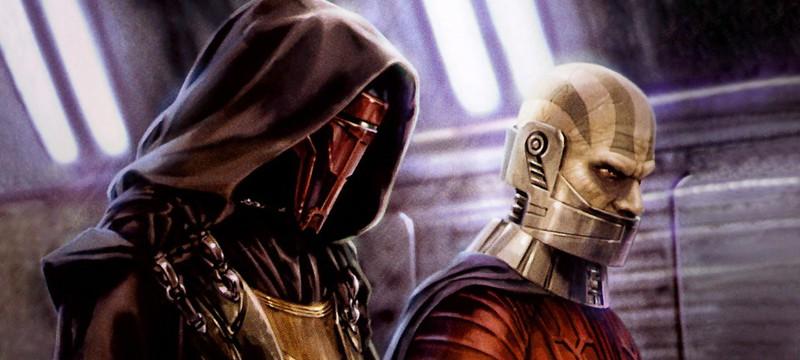 Lucasfilm потребовала закрыть фанатский peмeйк Star Wars: KotOR на UE4