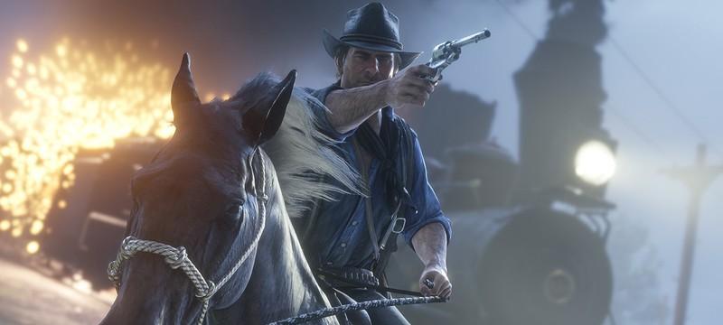Новые скриншоты и арты оружия Red Dead Redemption 2