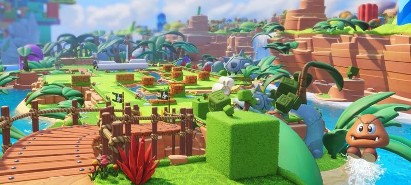 Разработчики Mario + Rabbids Kingdom Battle работают над новым ААА-тайтлом