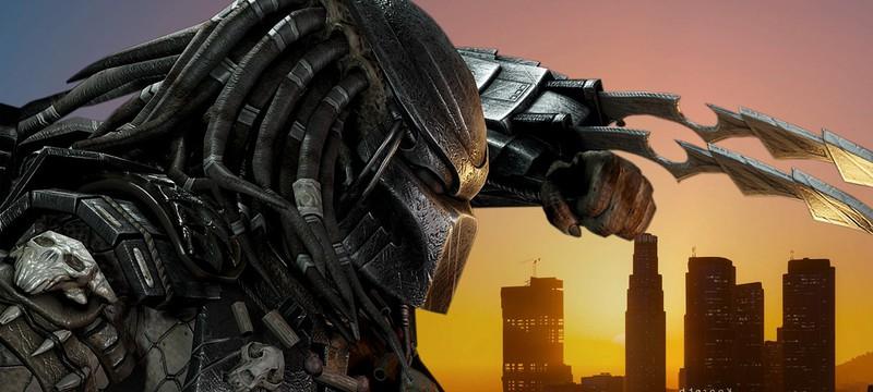 Вышла релизная версия мода Predator для GTA 5
