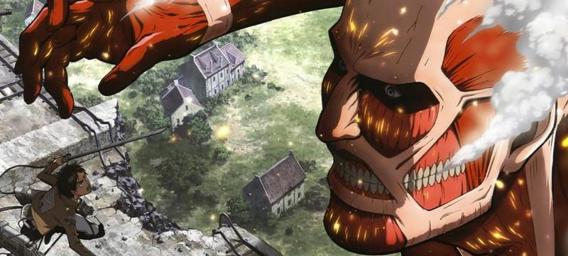 Третий сезон Attack on Titan уйдет на перерыв до весны