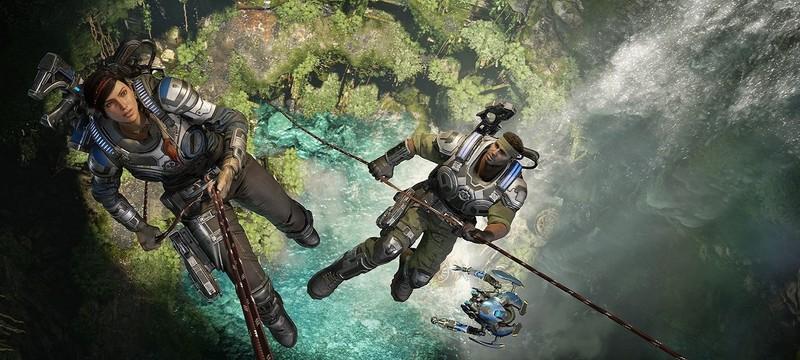 Gears 5 будет амбициозней предыдущих игр серии