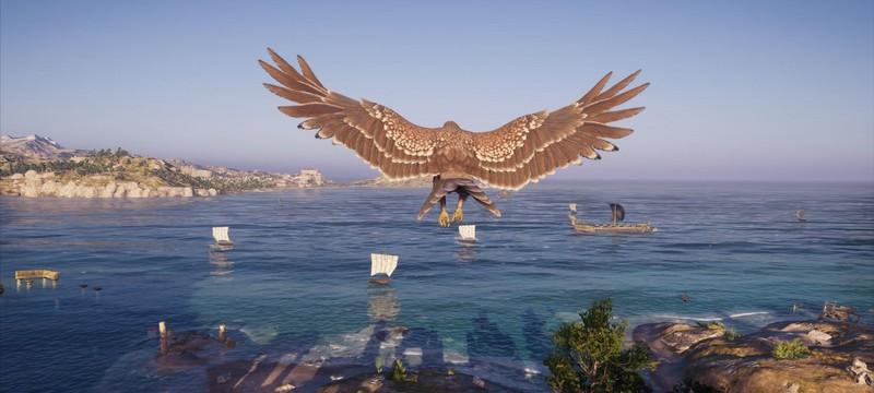 В Assassin's Creed Odyssey наблюдаются проблемы с загрузкой CPU