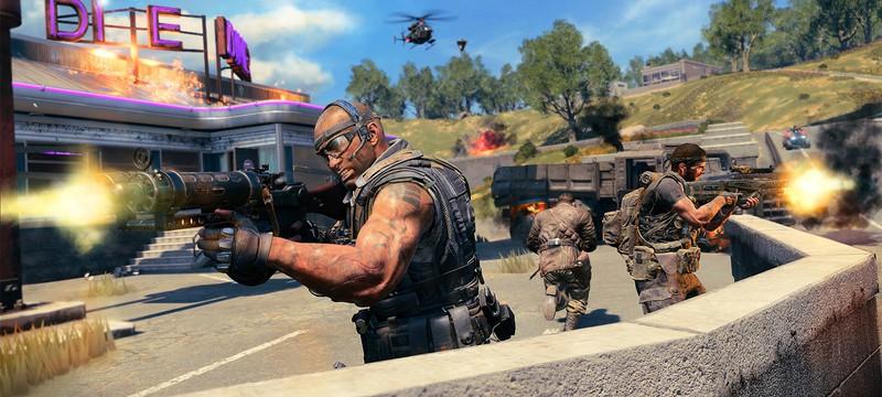 Королевская битва Black Ops 4 практически не повлияла на PUBG в Steam