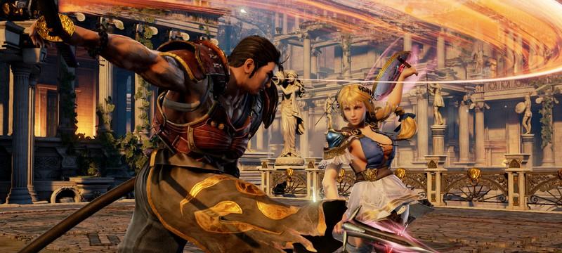 Новый трейлер Soulcalibur VI о режимах игры
