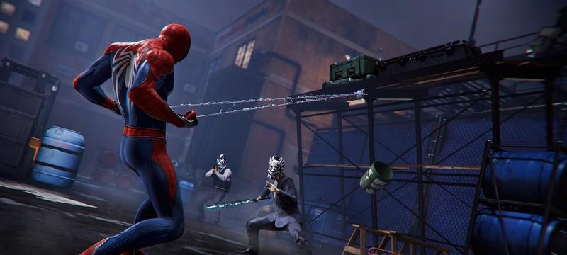 """Режим """"Новая игра+"""" для  Spider-Man задерживается"""