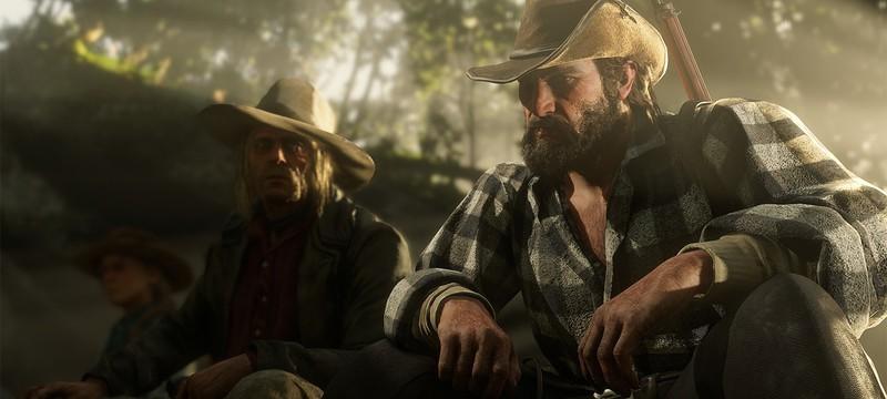 Версия Red Dead Redemption 2 для PS4 будет весить 89 гигабайт
