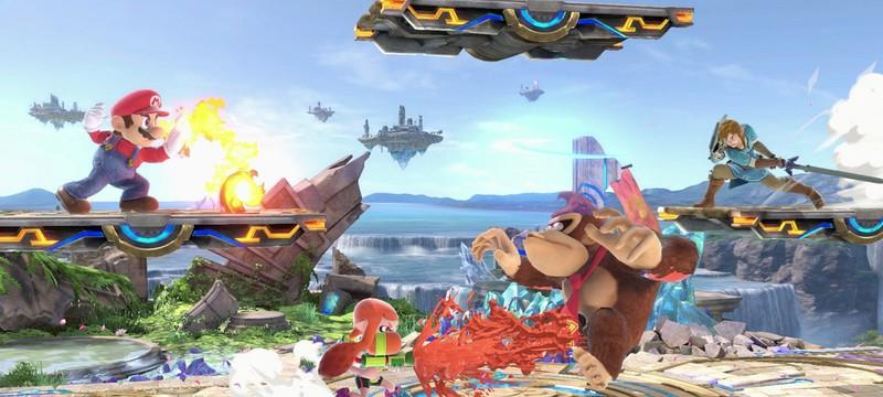 Композитор Nier Automata написал трек для Super Smash Bros. Ultimate